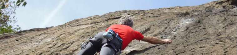 Freeclimbing e Arrampicata sportiva in Umbria con Agriturismo Todini su Agriturismo Dimora Todini