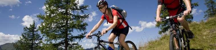 Mountain Bike su Agriturismo Dimora Todini